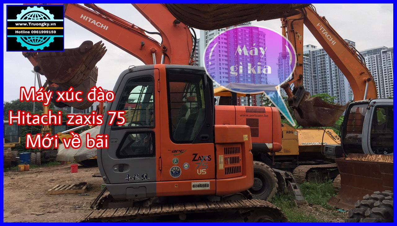 Máy xúc đào Hitachi ZAXIS 75US