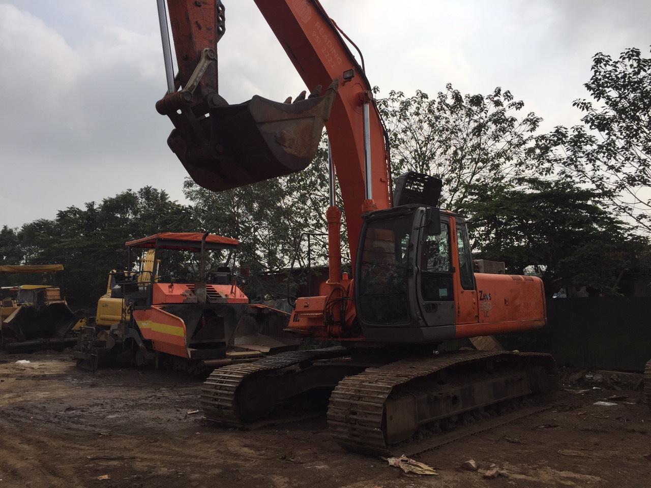 Máy xúc đào Hitachi Zaxis 350 (SOLD)