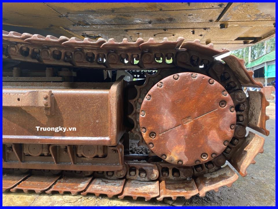 Máy xúc đào Komatsu PC450-8 Đã về bãi